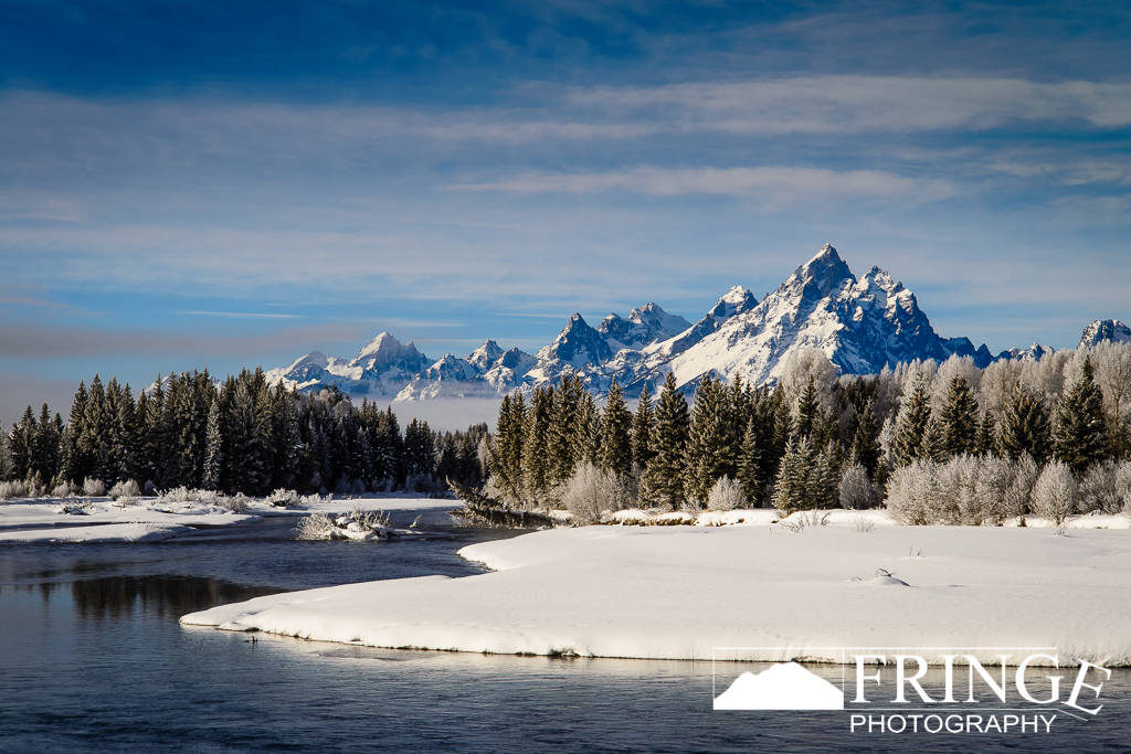 Teton Afternoon