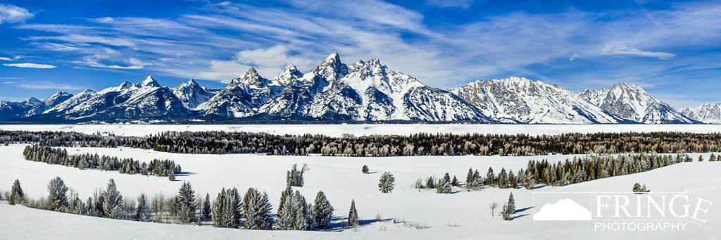 Teton's Winter