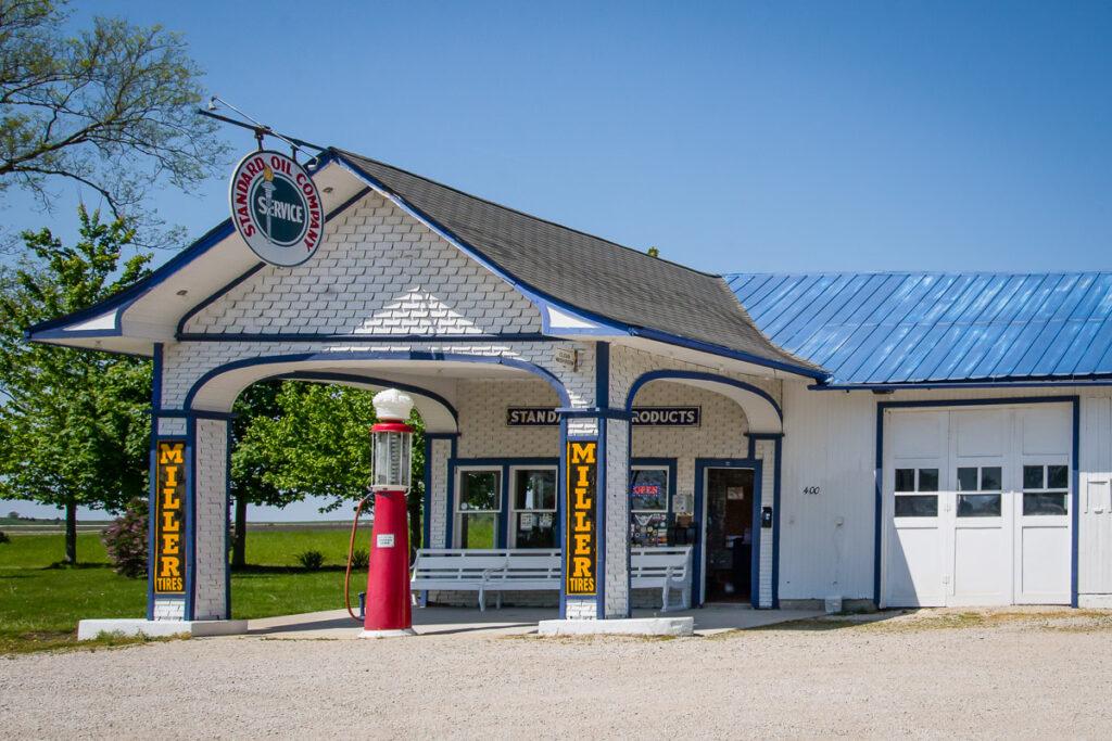 Odell Station