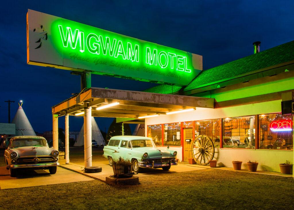 Wigwam Nights